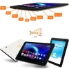 media TV player Android 4.1 IPTV WiFi Jelly Bean tablet 8 inches