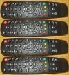 ZaapTV HD409 remote control new MaaxTV LN 4000 IPTV box