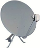 Ariza 39 inch offset round satellite dish Ku band universal mount AT90-1