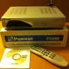 Pansat 2500A digital satellite FTA receiver TV stations G19 T5