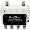 Channel Master CM-3414 4 ports TV antennas distribution amp