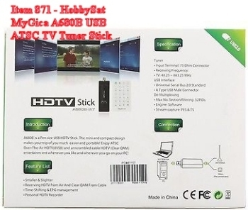 Back of Box - MyGica HDTV USB Stick TV Tuner A680B Windows 7