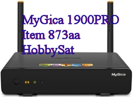 MyGica 1900PRO media player front