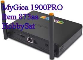 MyGica 1900PRO media player back