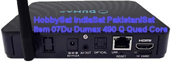 DumaxTV South Asia IPTV Media Box.