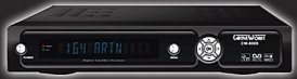 Captive Works CW-800S PVR Satellite Receiver
