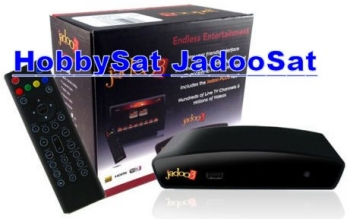Jadoo 3S South Asia IPTV receiver