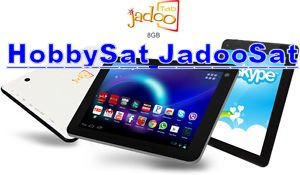Jadoo 3 Tablet South Asia IPTV receiver