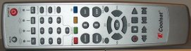 Coolsat receivers original universal remote control