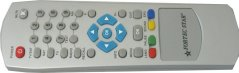 Fortec Star Lifetime Classic NA original infrared remote control.