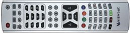 Viewsat 9000 HD universal remote control