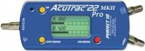 Acutrac 22 Pro Mark II signal strength meter