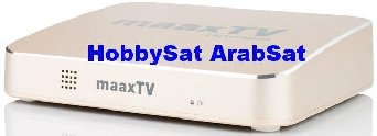 maaxtv Arabic IPTV box.